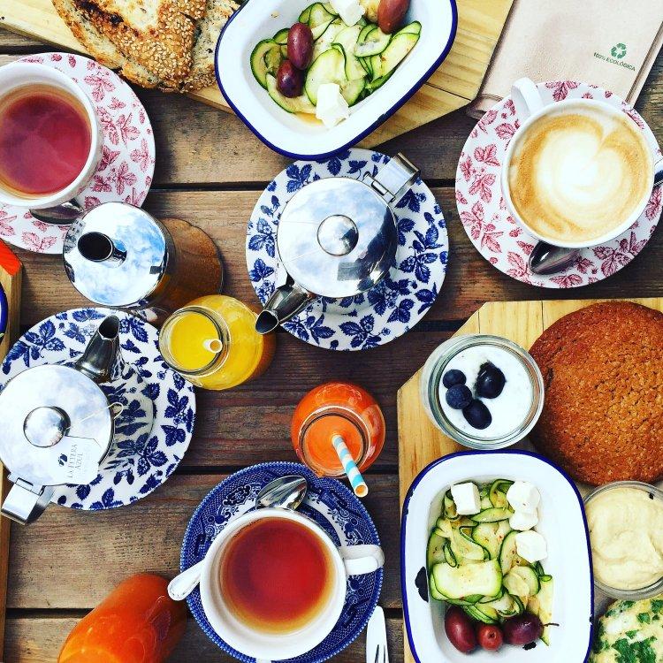 Madrid Breakfast