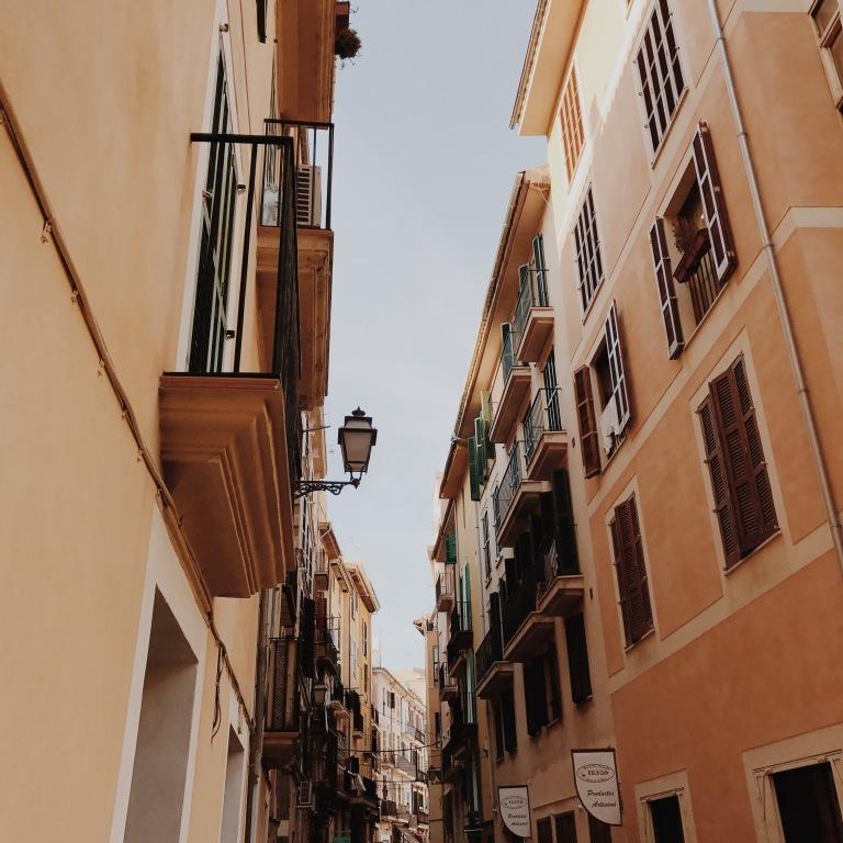 Palma Streets